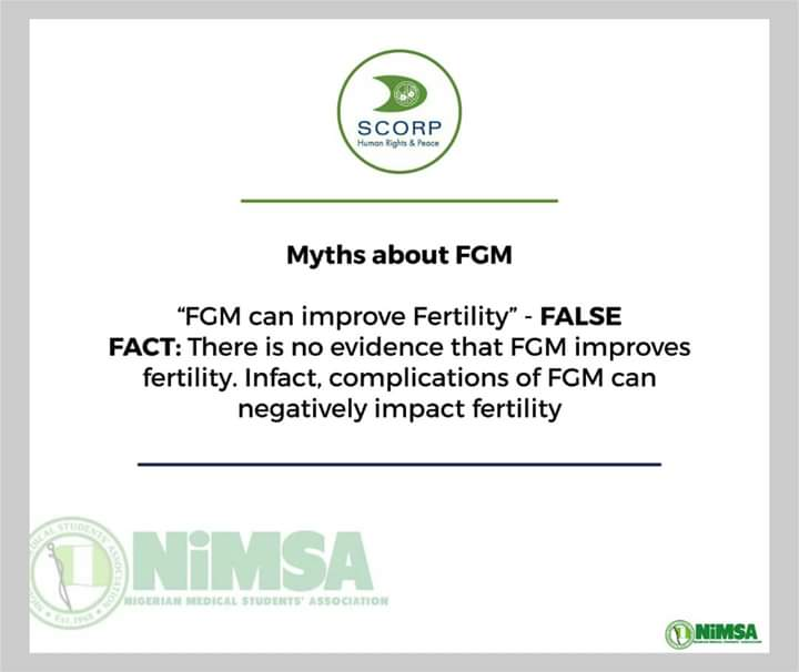 What you didn't know about Female Genital Mutilation (FGM) By Ene Otokpa