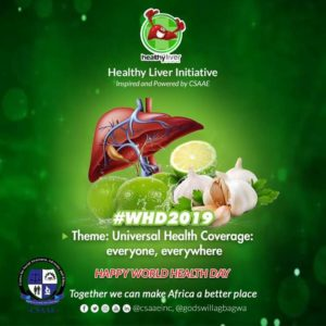 World Health Day!