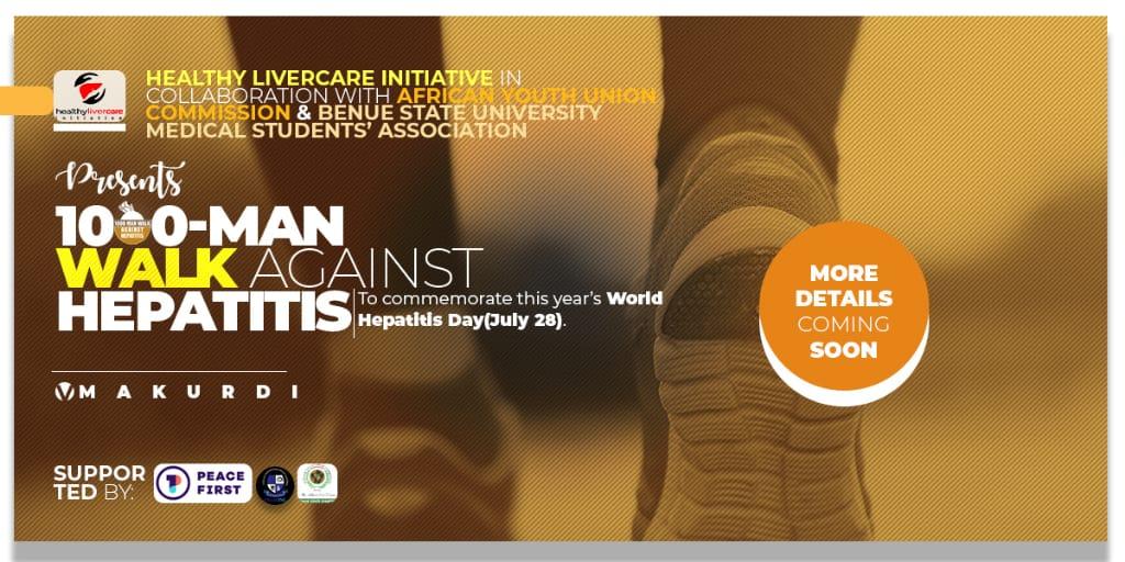 Walk against Hepatitis