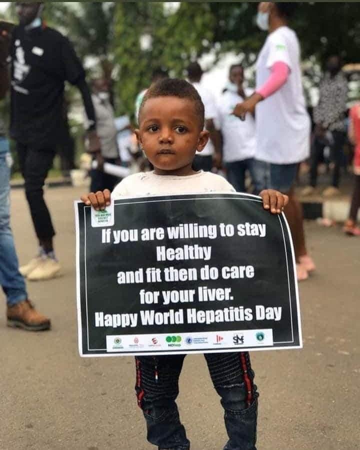 World Hepatitis Day 2020!